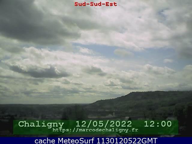 webcam Chaligny Meurthe et Moselle