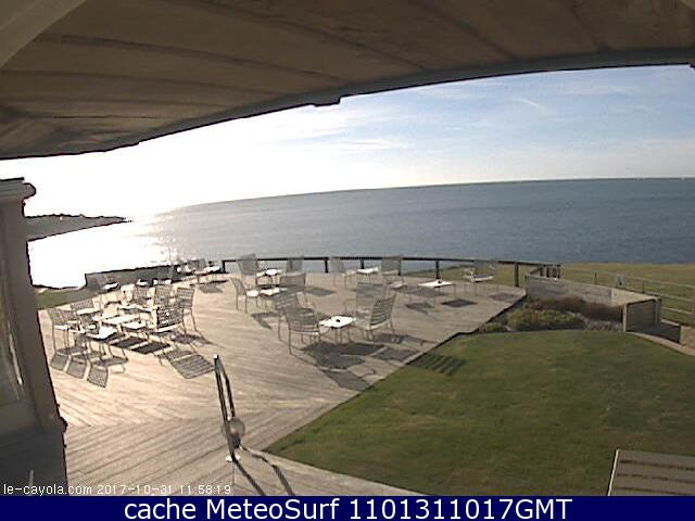 webcam Chateau d'Olonne Vendée