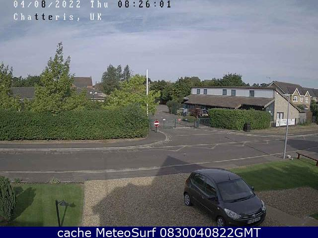 webcam Chatteris East of England