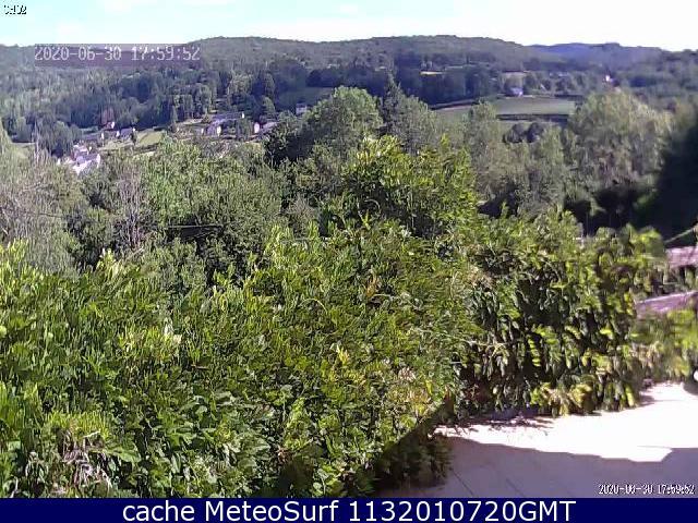 webcam Chaumard Nièvre