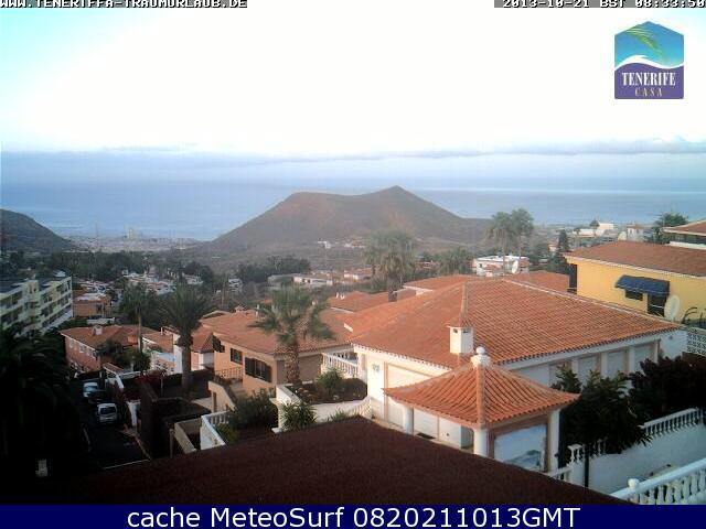 webcam Chayofa Playa Las Americas Santa Cruz de Tenerife