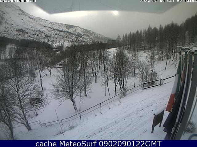 webcam Chiappera Acceglio Cuneo