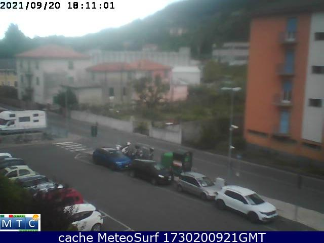 webcam Bacezza Genova