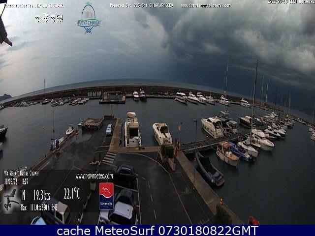 webcam Chiavari Genova