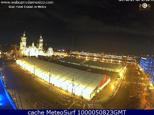 webcam Ciudad de M�xico