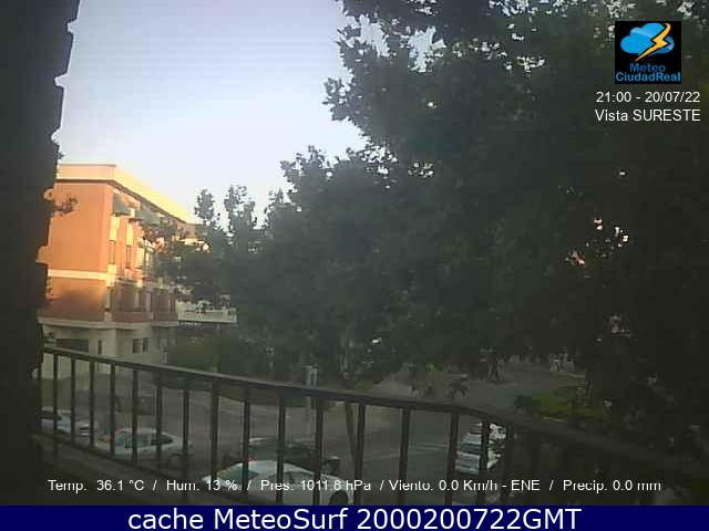webcam Ciudad Real Ciudad Real