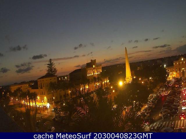 webcam Menorca Ciutadella Islas Baleares