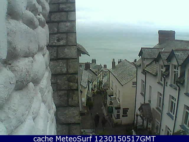 webcam Clovelly South West