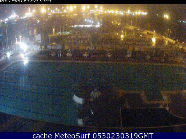 webcam Las palmas Club Nautico Las Palmas