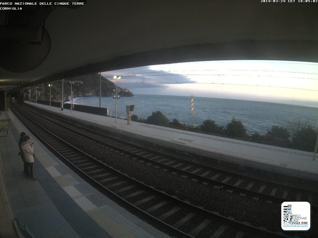 webcam Casella La Spezia
