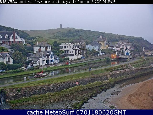 webcam Compass Point Bude South West