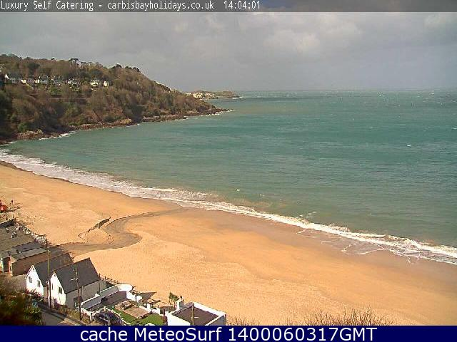 webcam Carbis Bay South West