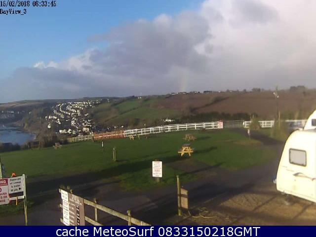 webcam Liskeard South West