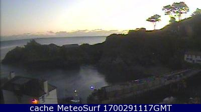 webcam Polperro South West