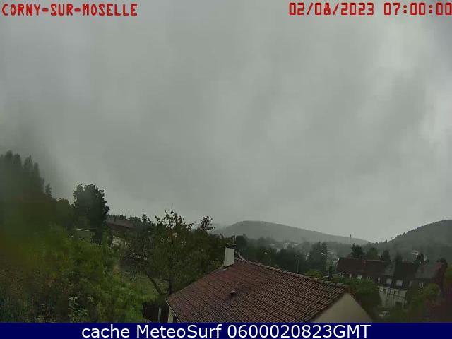 webcam Corny sur Moselle Moselle