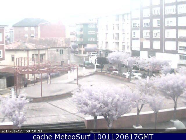 webcam Corrales de Buelna Besaya