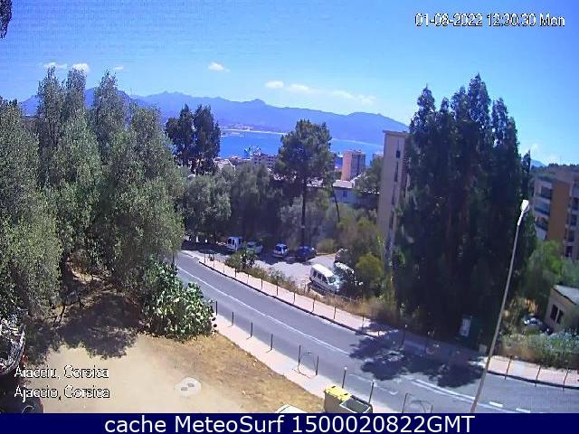 webcam Ajaccio Haute-Corse