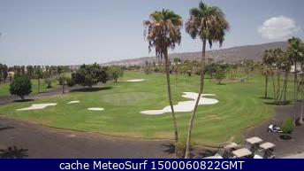 webcam Golf Costa Adeje Santa Cruz de Tenerife