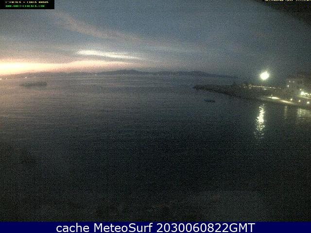 webcam L'Escala Gerona
