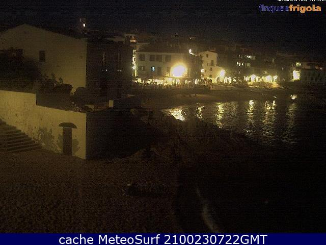 webcam Calella Costa Brava Gerona