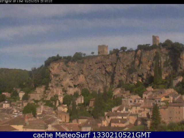 webcam Cotignac Var