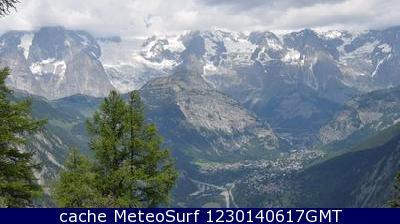 webcam Courmayeur Mont Blanc Valle d Aosta
