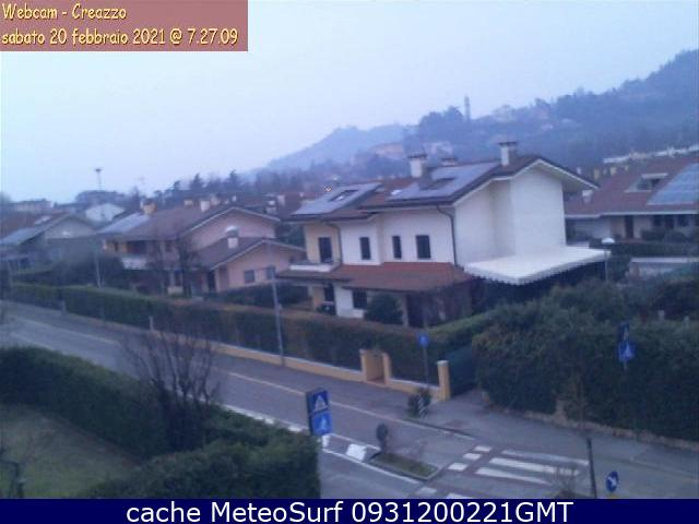webcam Creazzo Vicenza