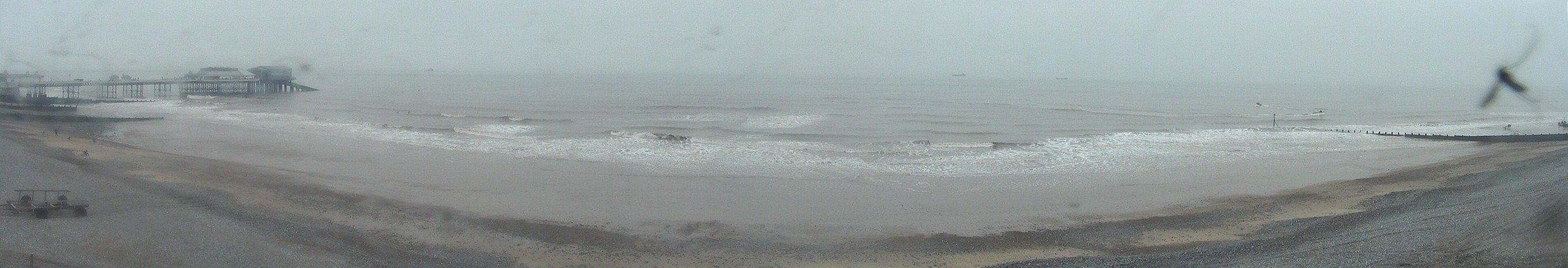 webcam Cromer East of England