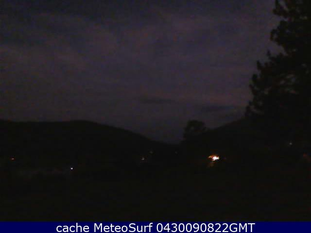 webcam Cuddy Valley Frazier Mountain Kern