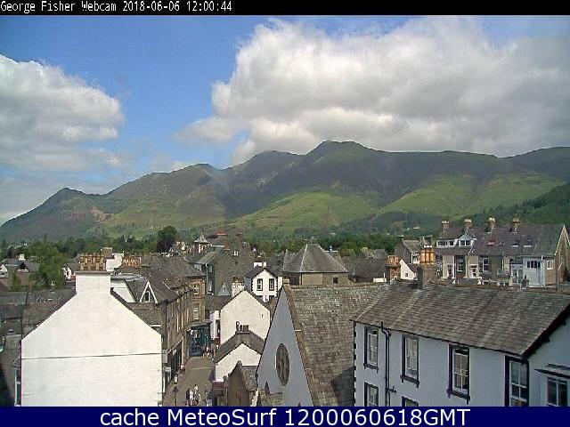 webcam Keswick North West