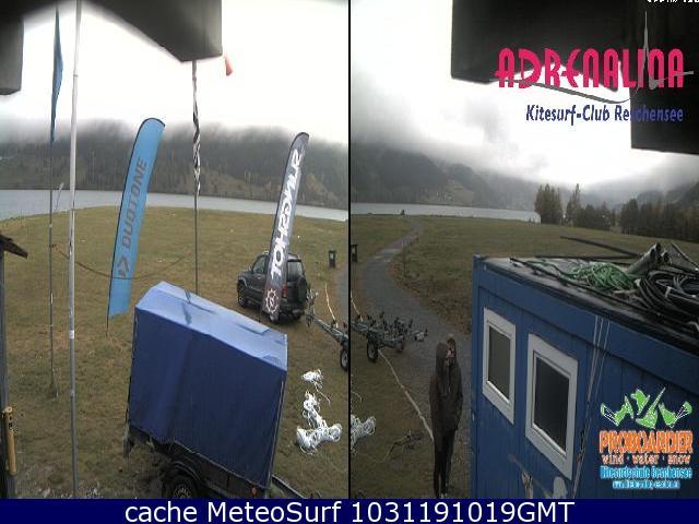 webcam Curon Venosta Bolzano