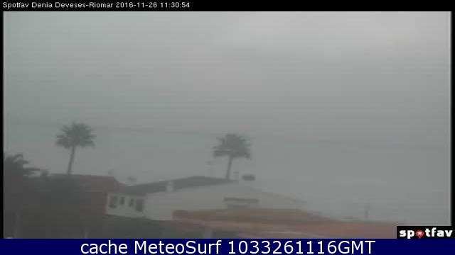 webcam Denia Deveses Riomar Alicante