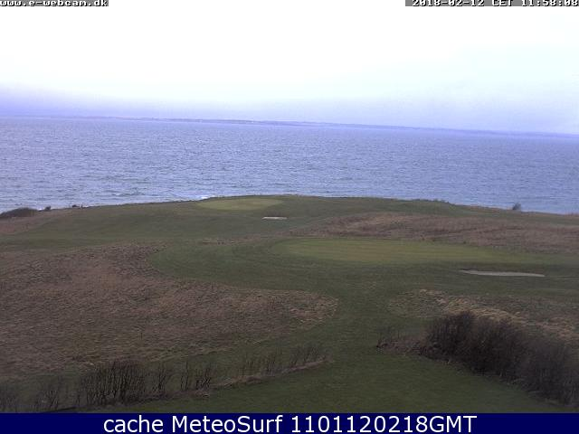 webcam Haven Golf Aerø