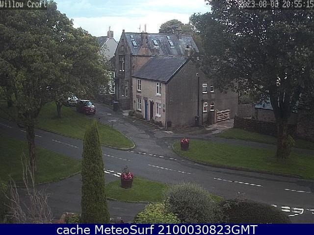 webcam Tideswell East Midlands