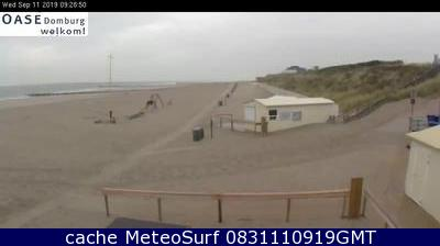 webcam Domburg Veere