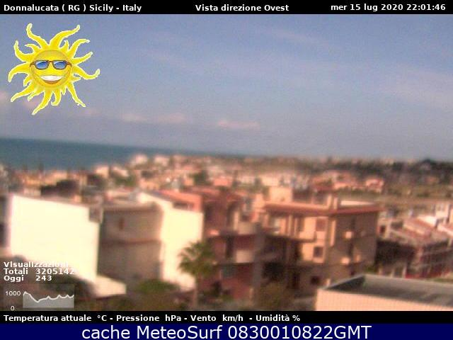 webcam Donnalucata Ragusa