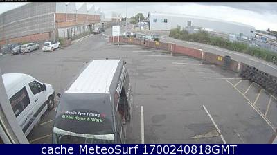 webcam Christchurch South West