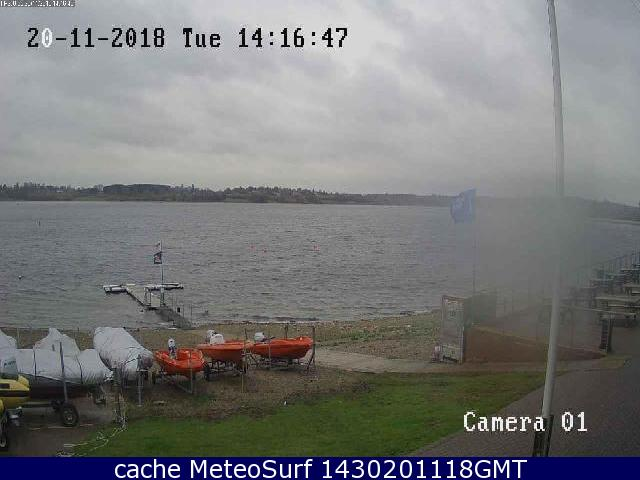 webcam Draycote Sailing Club West Midlands