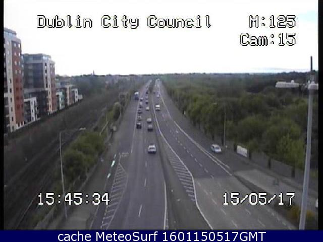webcam John's Road Dublin