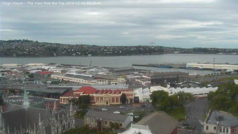 webcam Dunedin Dunedin City