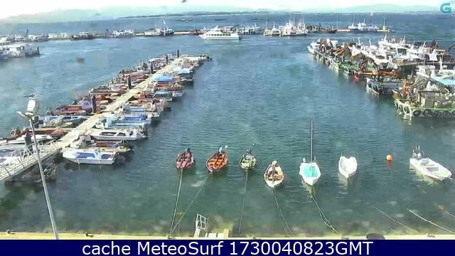 webcam O Grove Pontevedra