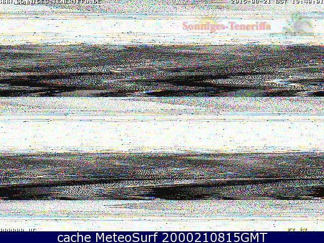 webcam El Poris de Abona Santa Cruz de Tenerife