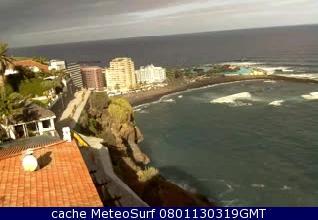 webcam El Tanque Santa Cruz de Tenerife