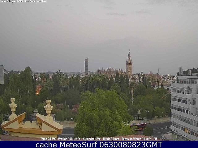 webcam Sevilla La Giralda Sevilla