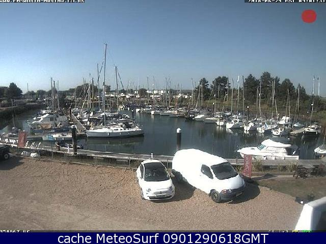 webcam Emsworth South East