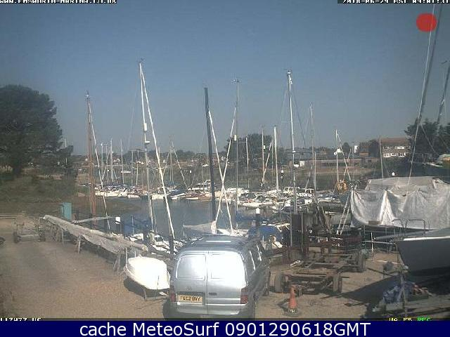 webcam Emsworth Marina South East