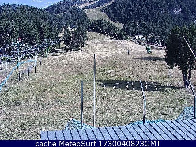 webcam Estacion Esqui La Molina Gerona
