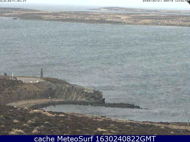 webcam Fitzroy Islas Malvinas