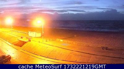 webcam Fécamp Seine Maritime