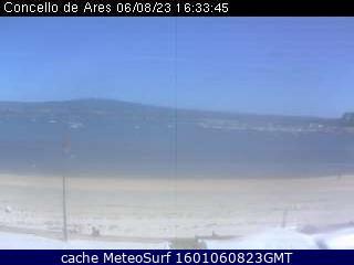webcam Ares La Coruña